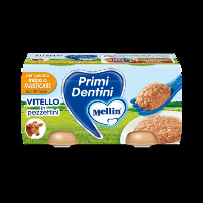 Primi Dentini vitello in pezzettini