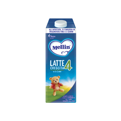 Latte Mellin 4 liquido  1000ml
