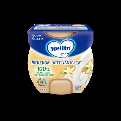 Merenda Latte e Vaniglia