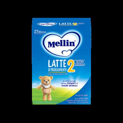 Latte Mellin 2 Polvere 800 gr
