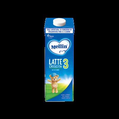 Latte Mellin 3 liquido 1000ml
