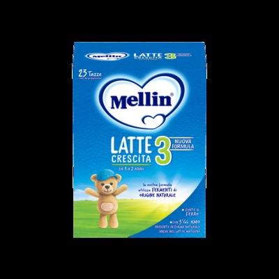 Latte Mellin 3 Polvere 800 gr