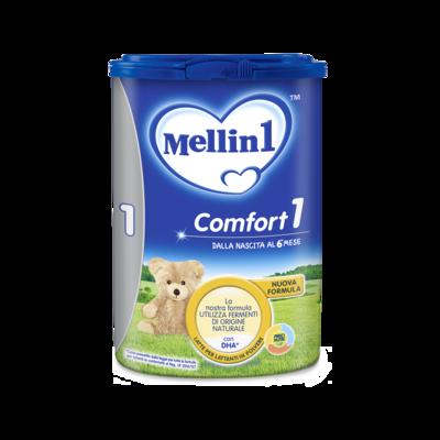 Mellin Comfort 1 Polvere 800 gr